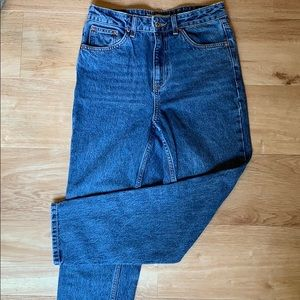 Topshop Moro Mom jeans